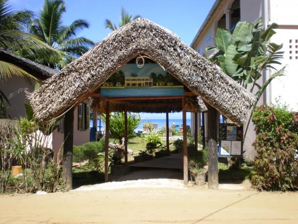 Madagascar beach resorts and hotels